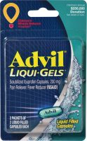 Advil Liquigels 4ct 02893