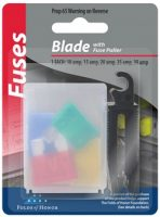 Blade Fuses w-Puller 5ct 3055