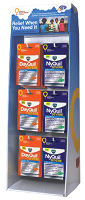 6SKU Dayquil Nyquil Display
