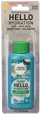 Herbal Essences Shampoo Hello Hydration