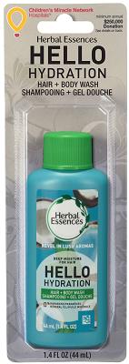 Herbal Essences Shampoo Hello Hydration