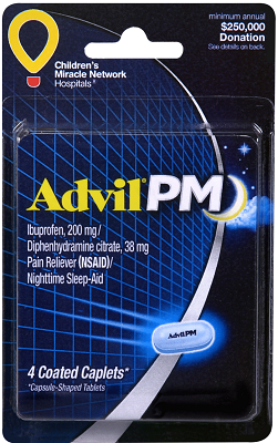 Advil PM 4ct