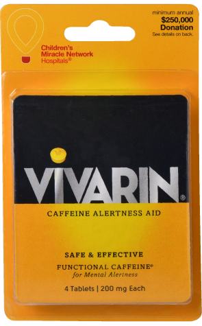 caffiene tablets