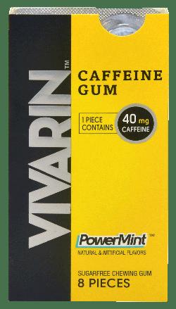 caffeine gum