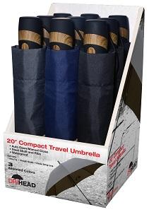 umbrella display caddy