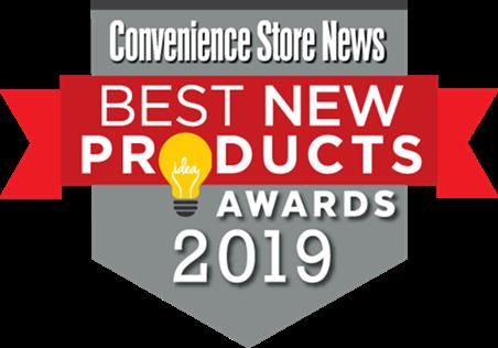 best new product award logo