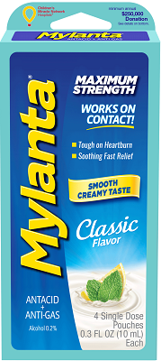 Mylanta Liquid 4ct