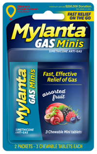 mylanta gas mints